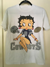Dallas Cowboys Betty Boop White T-Shirt Reprint For Men Size S to 234XL G203 $19.94 USD on eBay