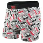 SAXX Ultra Boxer Brief Fly  Casual   Underwear - Grey - Mens