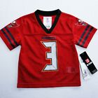 New NFL Football Tampa Bay Buccaneers Jameis Winston 3 Tiniest Fan Size 2T - 4T $18.39 USD on eBay