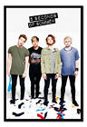5 Seconds Of Summer Clothes Magnetic Notice Board Includes Magnets