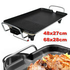 110V Electric Baking Pan Non Stick Grill Portable Kitchen Countertop Indoor
