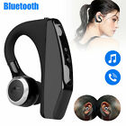 Wireless Bluetooth Noise Cancelling Trucker Headset Earpiece Earbud For Driving