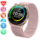 Smart Watch Sports Activity Fitness Tracker Watches for Women Lady Girls Gifts
