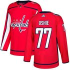Washington Capitals 77 TJ Oshie all Stitched Youth Jersey Sizes S M