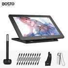 BOSTO LCD Electronic Signature Pad Board Drawing Tablet With Pen For Laptop PC