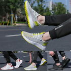 Fashion Men Shoes Lightweight Hollow Breathable Casual Sports Mesh Sneakers Shoe