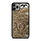 DUCK DYNASTY CAMO iPhone 6/6S 7 8 Plus X/XS XR 11 Pro Max Case Cover
