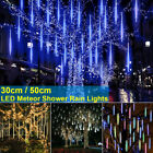 Kyпить LED Meteor Shower Lights Waterproof Falling Rain Icicle Outdoor Christmas Decor на еВаy.соm