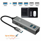 5in1 USB 3.0 Type C Hub to 5 USB 3.0 Ports High-speed Adapter for Laptop Macbook