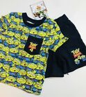 Disney Primark Baby Boy TOY STORY 4 alien Track Short & t-shirt top set SIZES