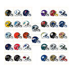 NFL team helmet shaped sticker decal. Pick your team. $1.42 USD on eBay