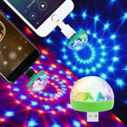 Kyпить Protable USB Mini RGB LED Ball Lights Colors Change Stage Light Party Disco Lamp на еВаy.соm