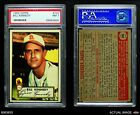 1952 Topps #102 Bill Kennedy Browns PSA 7 - NM