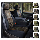 Seat Covers Realtree Camo For Jeep Commander Coverking Custom Fit