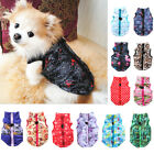 Dog Pet Warm Coat Winter Puppy Clothes Windproof Jacket Clothing With Buckle
