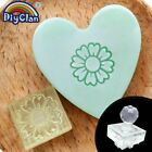 DIY Handmade Resins Chrysanthemum Soap Acrylic Stamps Chapter Mini Pattern Gifts