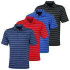 Bobby Jones Mens XH2O Momentum Stripe Poly Jersey Golf Polo Shirt 50% OFF RRP