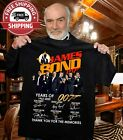 JAMES BOND 007 YEARS OF THANK YOU FOR THE MEMORIES SHIRT $21.96 USD on eBay