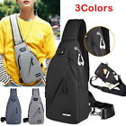 Fashion Men's Messenger Bag Chest Bags Male Crossbody Shoulder Bags Travel Bag
