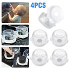 4Pcs/Set Universal Oven & Stove Knob Covers Clear View Child Baby Kitchen Safety