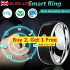 Nfc Smart Finger Ring Wearable Connect Android Phone Equipment Multifunctional