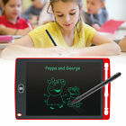 LCD Writing Tablet Pad eWriter Board Stylus Digital Kid Doodle Drawing Board