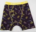 1 Pair Duluth Trading Buck Naked Performance Boxer Briefs Neon Lights 76715