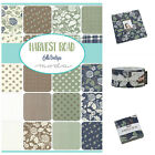 MODA Harvest Road 100% cotton, charm pack jelly roll layer cake
