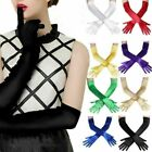 Kyпить New Women Satin Arm Hand Long Sleeve/Gloves Evening Party Opera Bridal Wedding на еВаy.соm