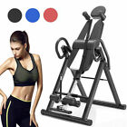 Exercise Inversion Table Invert Align Headstand Bench Reduce Back/Neck Pains US image