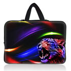 "Cat Wearing Sunglasses Laptop Sleeve Case Bag For 15""-15.6""Acer/Asus/Dell/Lenovo"