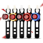 Waterproof Bicycle Cycling Tail Rear Warning Safety LED Lamp Light Bulb Cod