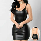 Sleeveless Bodycon Cocktail Summer Evening Party Women Dress Bandage Short Mini