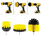 Electric Drill Cleaning Brush Power Scrubber Tile Grout Cleaner Tools Supplies