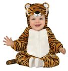 Baby Boys Girls Terrific Tiger Animal Book Day Fancy Dress Costume Outfit 12-18m