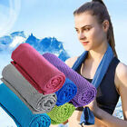 4pcs Outdoor Sports Gym Cooling Towel For Cycling Camping Climbing Supplies USA image