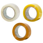 1/3Rolls Carton Sealing Clear Packing Package Tape Household Adhesive 4.5cm*100m