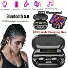 Bluetooth+5.0+Kopfh%C3%B6rer+In-Ear+Sport+Headset+Ohrh%C3%B6rer+mit+Ladebox+DHL