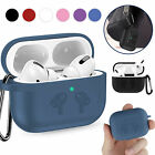 For Apple AirPods Pro Wireless Charging Case AirPods 3 Silicone Protective Cover
