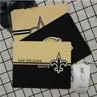 New Orleans Saints Durable Rubber Mouse Pad (14 day ship option) Mousepad Matt $0.99 USD on eBay