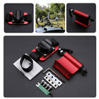 One Alloy Bicycle Car Carrier Fork Lock Roof Mount Holder Quick-Release Kit