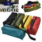 USA Zipper Tool Bag Pouch Organize Storage Small Parts Hand Plumber Electrician