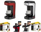 Single Be sufficient Coffee Maker K Cup Machine Pod Size Compact Red & Silver Brewer Pot
