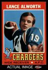1971 Topps #10 Lance Alworth Chargers 7 - NM $6.5 USD on eBay