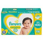 Pampers Swaddlers Diapers Sizes (N,1,2,3,4,5,6) (Choose Your Size)
