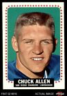 1964 Topps #154 Chuck Allen Chargers Washington 5 - EX $16.5 USD on eBay