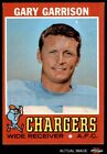 1971 Topps #172 Gary Garrison Chargers San Diego St 6 - EX/MT $3.5 USD on eBay