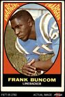 1967 Topps #130 Frank Buncom Chargers USC 3 - VG $1.9 USD on eBay