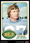 1976 Topps #95 Gary Garrison Chargers San Diego St 6 - EX/MT $1.15 USD on eBay
