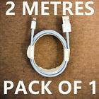 Apple iphone 2M 3M Lightning to USB Cable Charger Sync Lead for 6S 7 8 X XR iPad